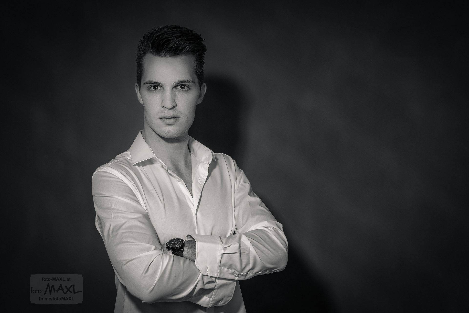 Male Model Manuel Studio Photography http://www.foto-MAXL.at