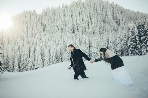 Tatry-Zimą-Sesja-Ślubna-18