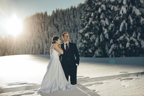 Tatry-Zimą-Sesja-Ślubna-28
