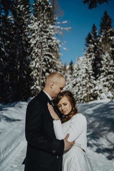 Tatry-Słowacja-Zima-Sesja-Ślubna-09