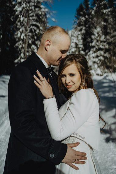 Tatry-Słowacja-Zima-Sesja-Ślubna-10