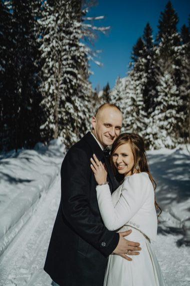 Tatry-Słowacja-Zima-Sesja-Ślubna-11