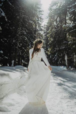 Tatry-Słowacja-Zima-Sesja-Ślubna-30