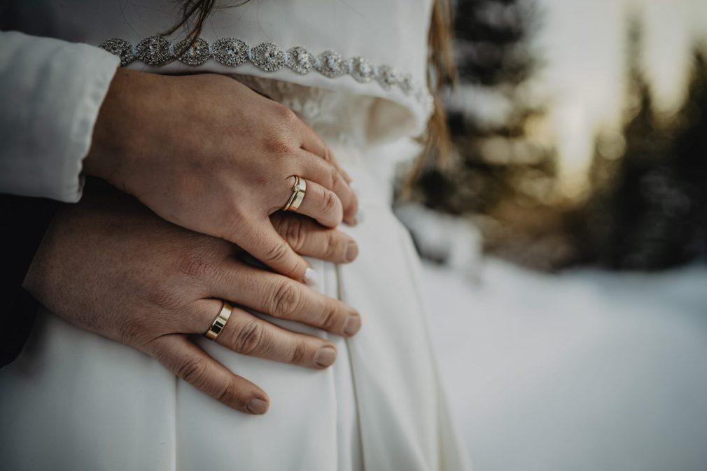 Tatry-Słowacja-Zima-Sesja-Ślubna-34