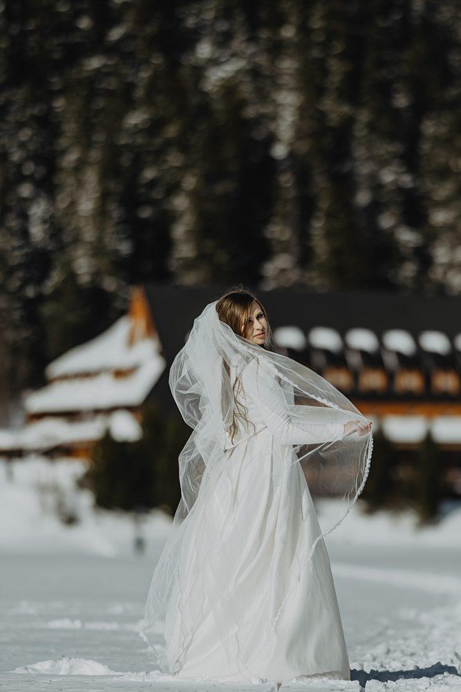 Tatry-Słowacja-Zima-Sesja-Ślubna-54