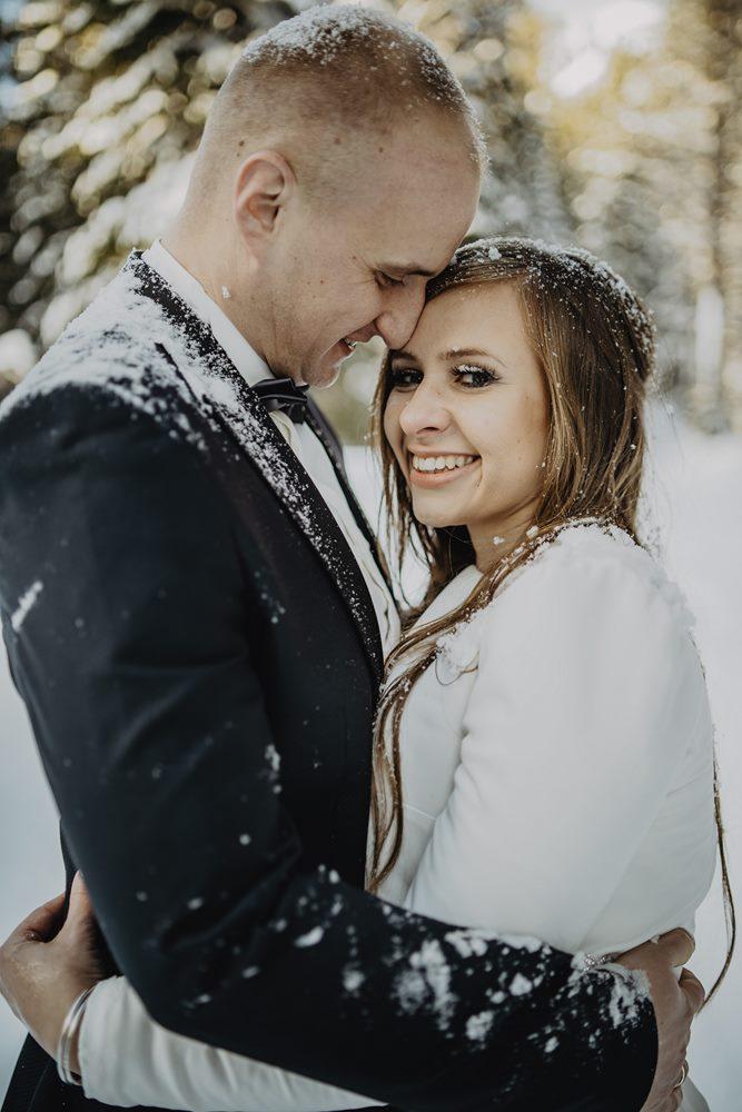 Tatry-Słowacja-Zima-Sesja-Ślubna-78