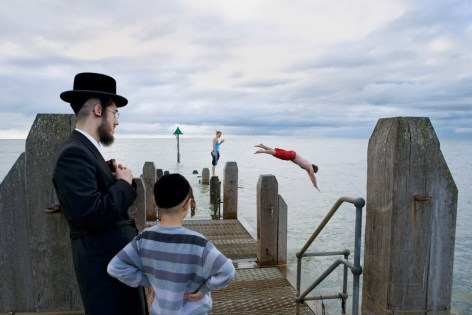 Hasidic Holiday - Chloe Dewe Mathews