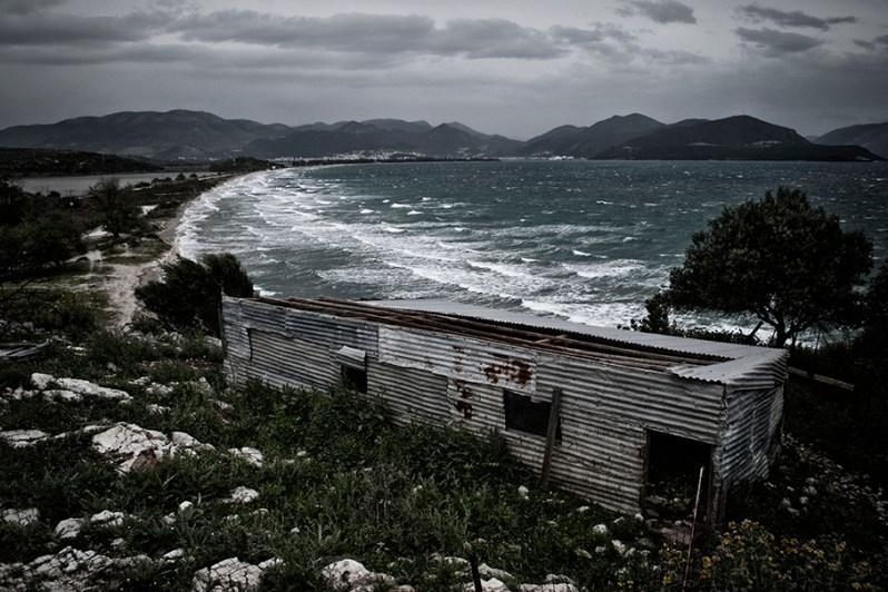 Getaway from crisis