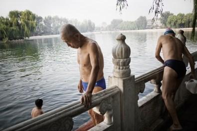 Beijing, Sichahai lakes.