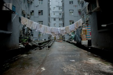 Hong Kong is one of the most expensive cities in the world. In the past, Chungking Mansions attracted such a range of people because of its cheap accommodation and low rents.