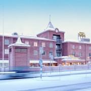 Mainoskuva hotel vallonia