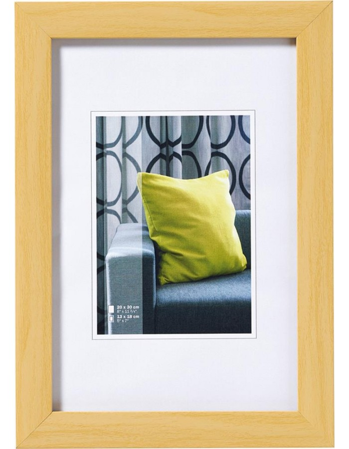 Pillow Bilderrahmen 50x70 Cm Natur