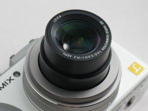 3.8倍光學變焦鏡頭