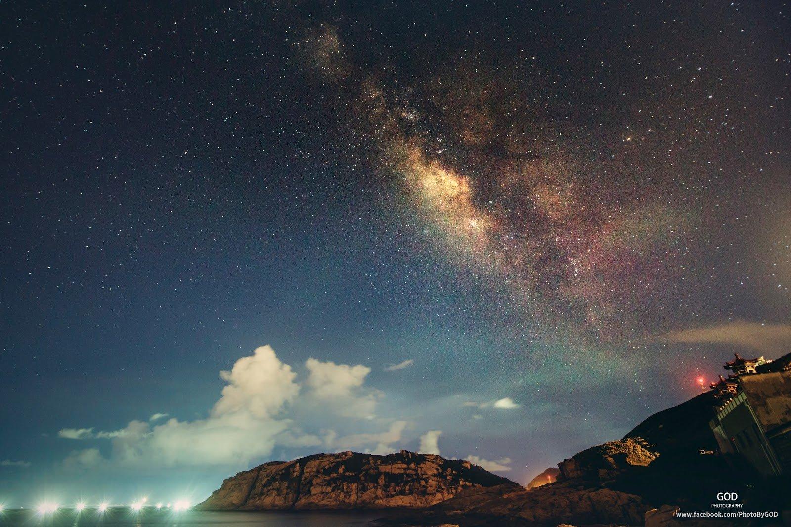 銀河是這樣煉成的 – Photoshop後製秘技大公開 - 攝影入門 Fotobeginner.com