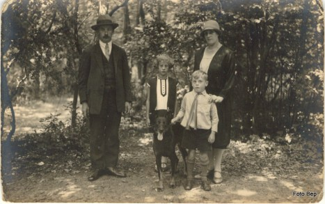 Familie Joost Noordam.