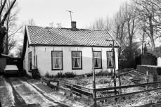 Eerst woonde Arie van t Wout later Bart Koetsier.