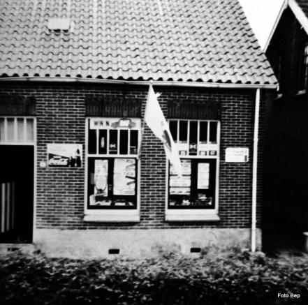 Kerkweg 18 winkel start Arie S P AR.