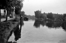 Ligplaatsen voor schepen van Winhorst.