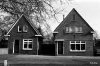 Kostershuis Mevrouw de Jong is 100 jaar Echtpaar van Dam woont rechts.