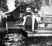 011-visserij S de Jong . Noordeinde