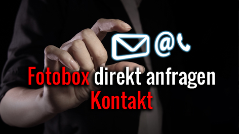 Fotobox Hamburg anfragen