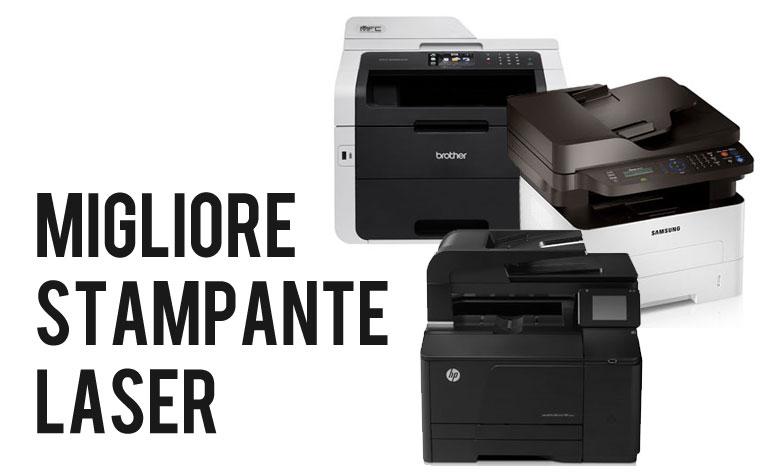 Migliore Stampante Laser: Ecco le 10 Migliori Stampanti