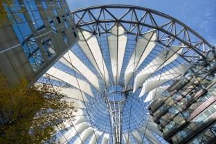 Sony Center Potsdamer Platz Berlin
