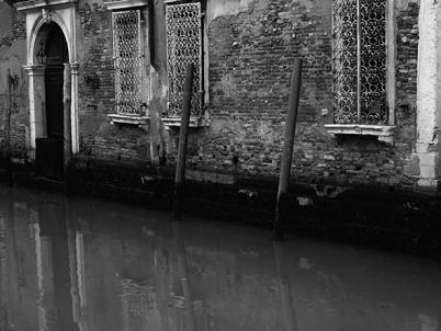 Venedig - einmal ohne Masken - Martin Lindt