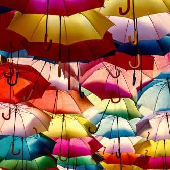 Johannes Heumann - Umbrellas