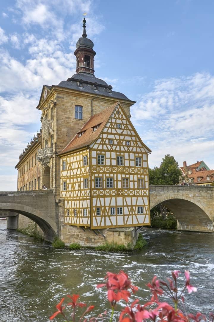 Altes Rathaus - von Matthias Bayer