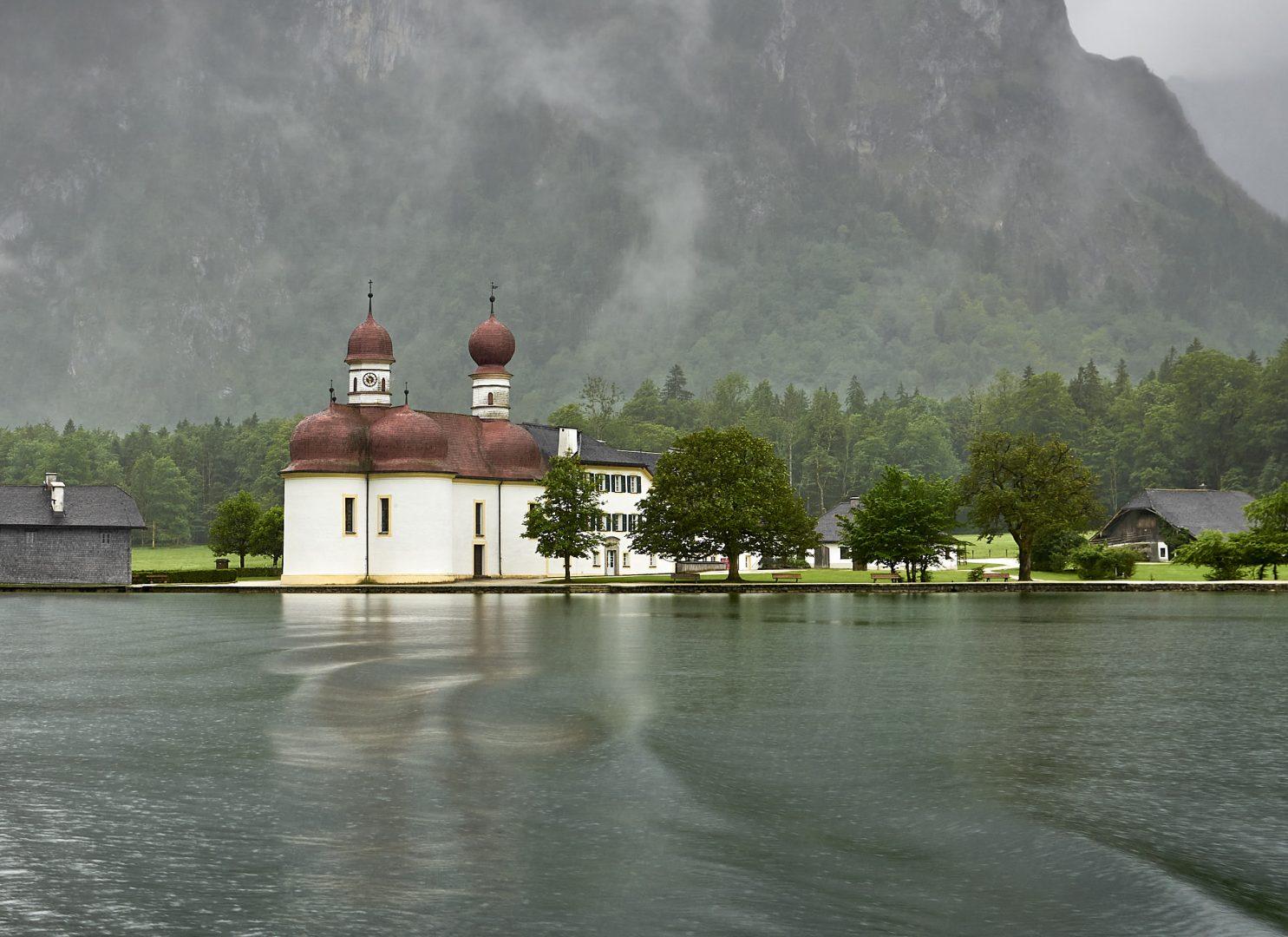 S. Bartholomae bei Regen - von Matthias Bayer