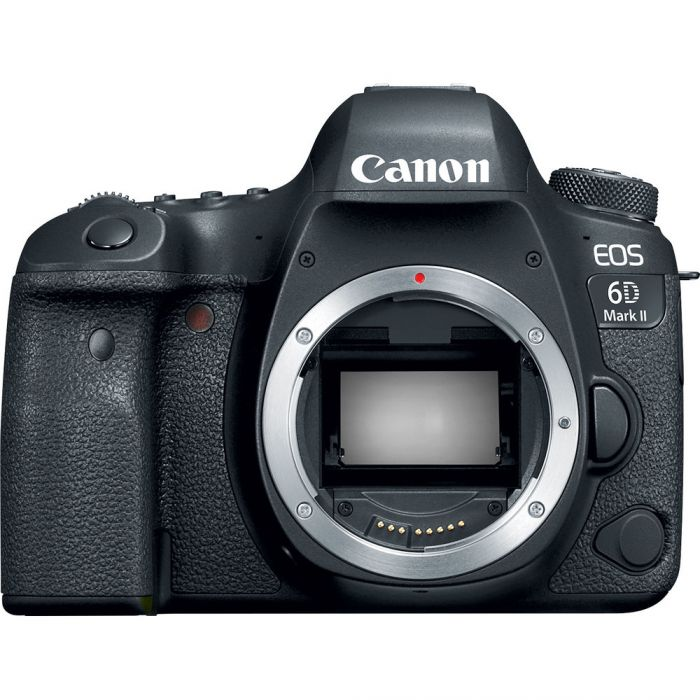Canon EOS 6D Mark II DSLR Camera (Body)