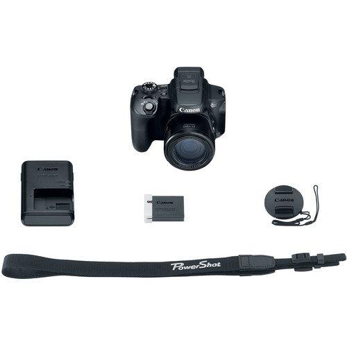 Canon Powershot Sx70 Hs Digital Camera 8