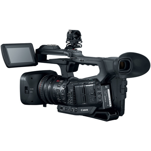 Canon Xf705 4K Professional Video Camera 6
