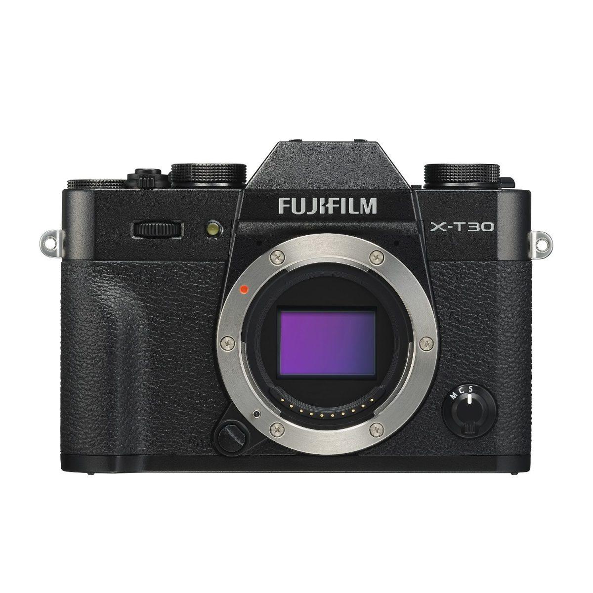 Fujifilm Xt30 Front Bl