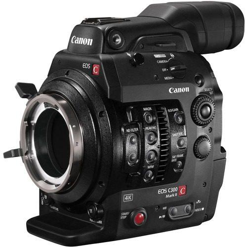Canon Cinema Eos C300 Mark Ii Camcorder Body Pl Mount Main