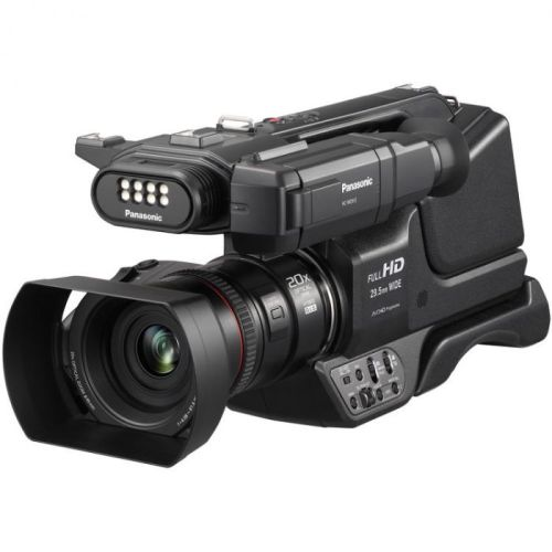 Panasonic HC-MDH3 AVCHD Shoulder Mount Camcorder