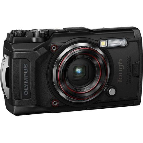 Olympus Tough TG-6 Underwater Camera ( Black )