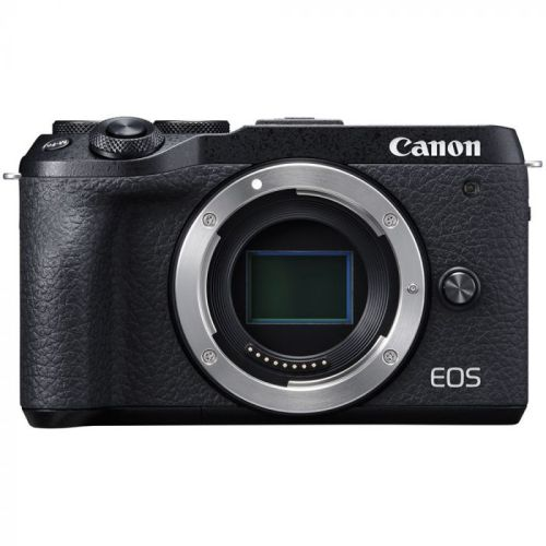 New Canon EOS M6 Mark II Mirrorless Digital Camera