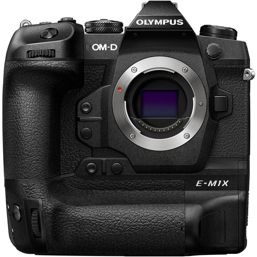 Olympus OM-D E-M1X Mirrorless Digital Camera