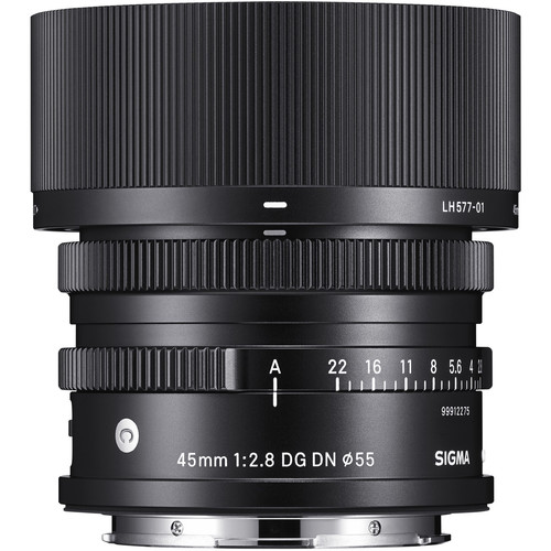 Sigma 45mm f2.8 DG DN Contemporary Lens for Leica L