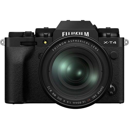 Fujifilm Xt4 16 80 Blk