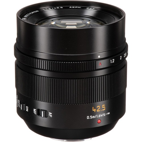 PANASONIC-42.5MM-F1.2-MIRRORLESS-LENS