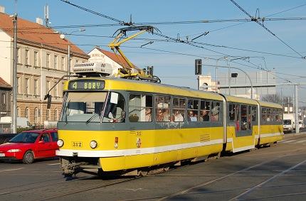 K3R-NT ev. č. 312, 15.1.2007