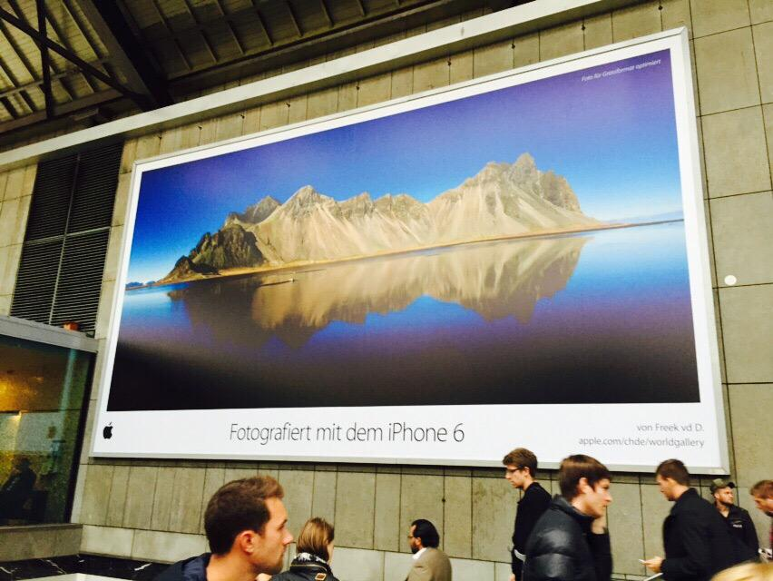 Fotofanatic shotoniphone6 Zurich