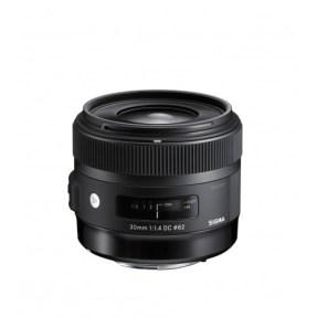 Sigma 30mm F/1.4 ART DC HSM voor Canon EF-S