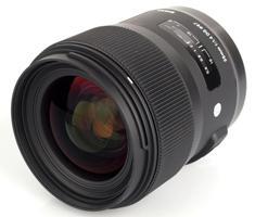 Sigma 35mm F/1.4 ART DG HSM voor Sony A