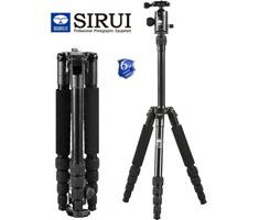 Sirui T-005KX + C10 zwart ultra light kit met tas