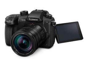 Panasonic Lumix DMC-GH5 zwart body