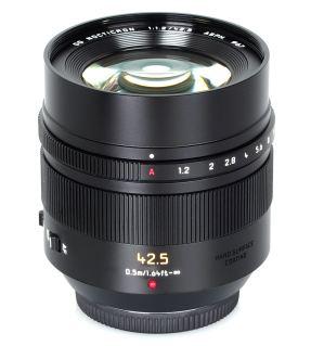 Panasonic Leica DG Nocticron 42.5mm f1.2 ASPH. POWER I.O.S.